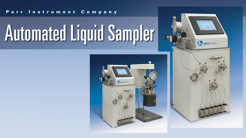 Automatic Distillation Apparatus